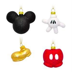 ❤️🖤Disney Christmas Mickey Mouse Set 4